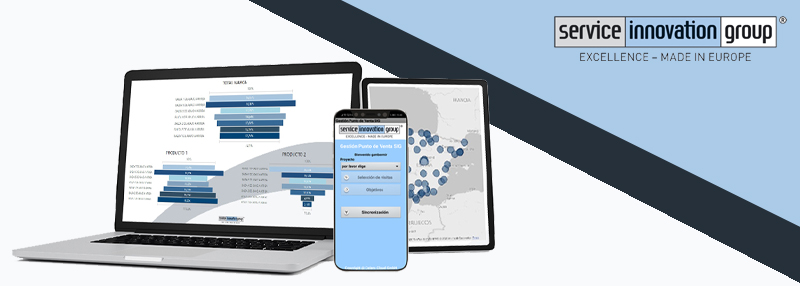 infoxicación toma de decisiones informes personalizados software punto de venta gpv gestion punto de venta SIG España Service Innovation Group España